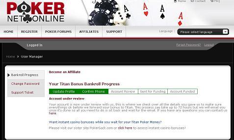 Jogar video poker gratis titan